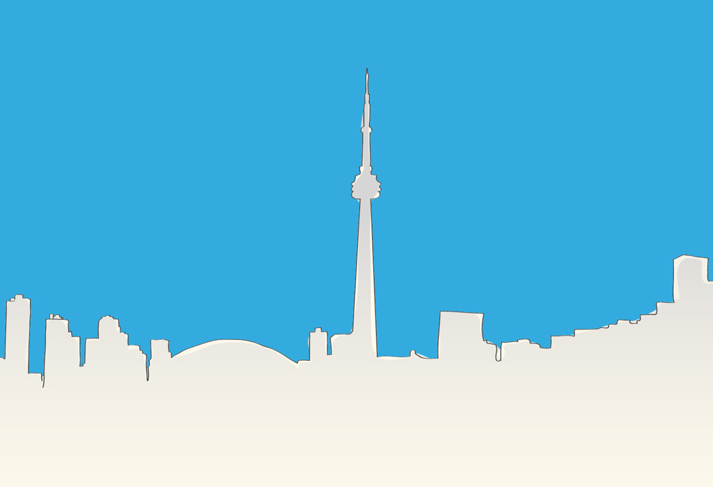 Aerial View of 1001 Broadview Residences
