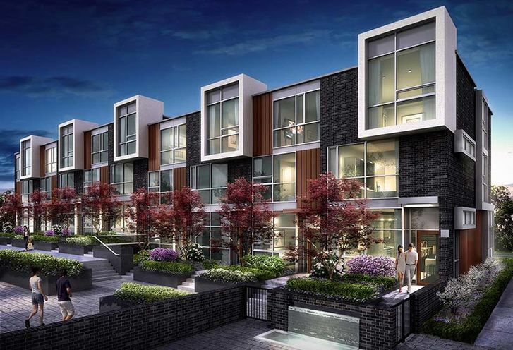 101 Erskine Townhomes Plans Prices Reviews