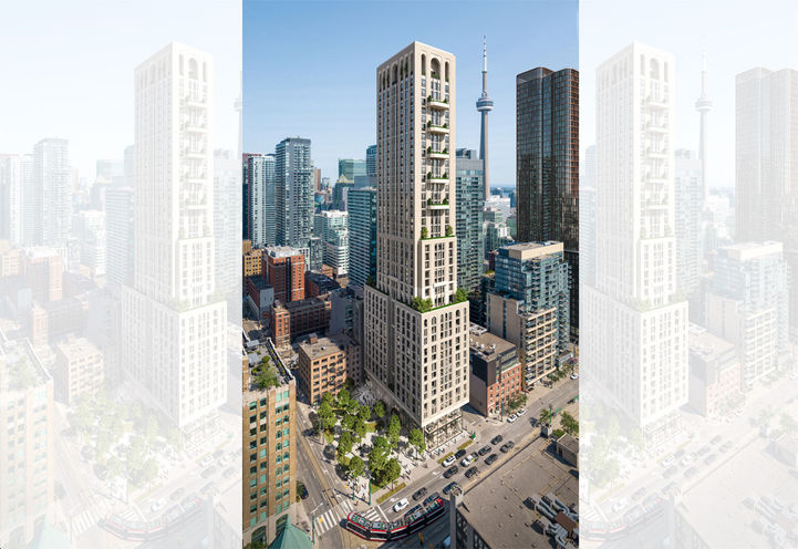 101 Spadina Condos by Great Gulf and Devron Developments