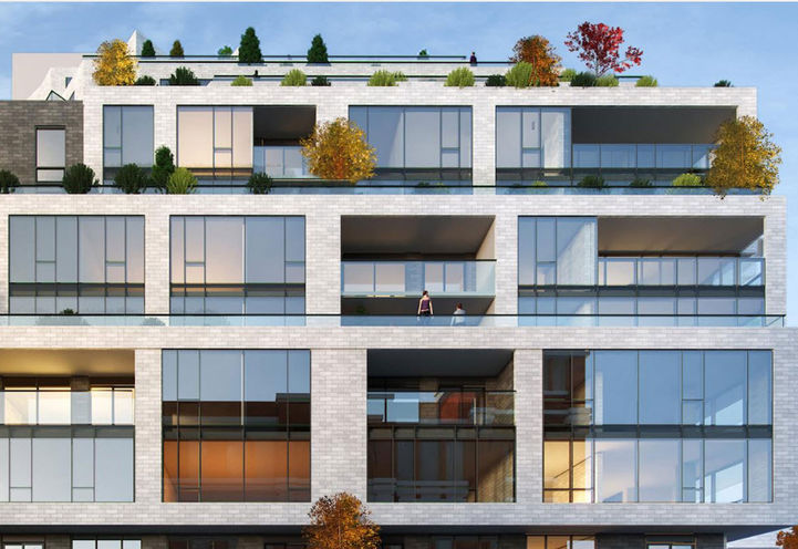 1181 Queen West Condos Designed By Quadrangle Architects