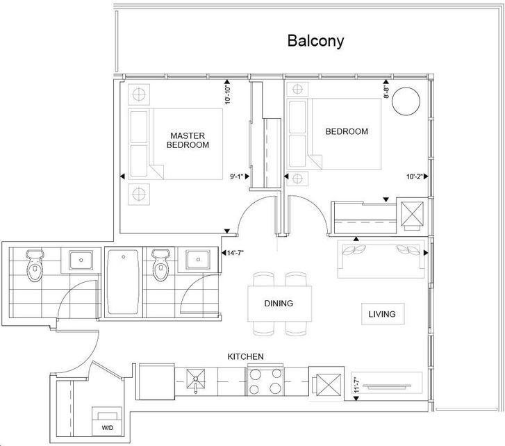 Fairview Mall Floor Plan