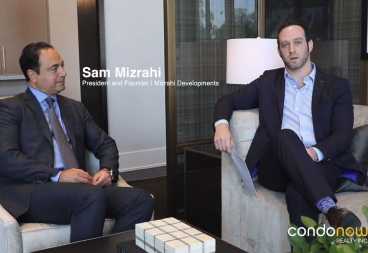 Highlights of an Interview with Sam Mizrahi