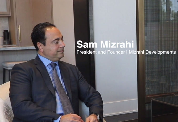 1451 Wellington St Condos- An Interview with Sam Mizrahi