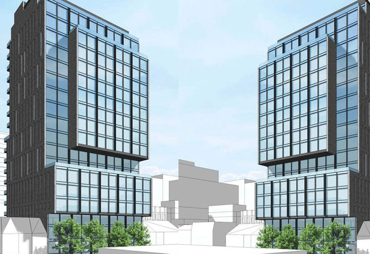 149 Bathurst Condos on Bathurst Street & Richmond Street West