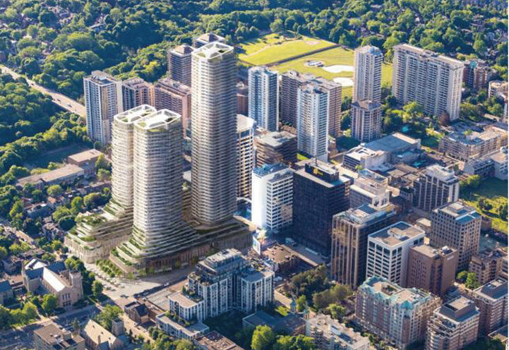 1535 Yonge Street Condos by Wittington Properties Limited