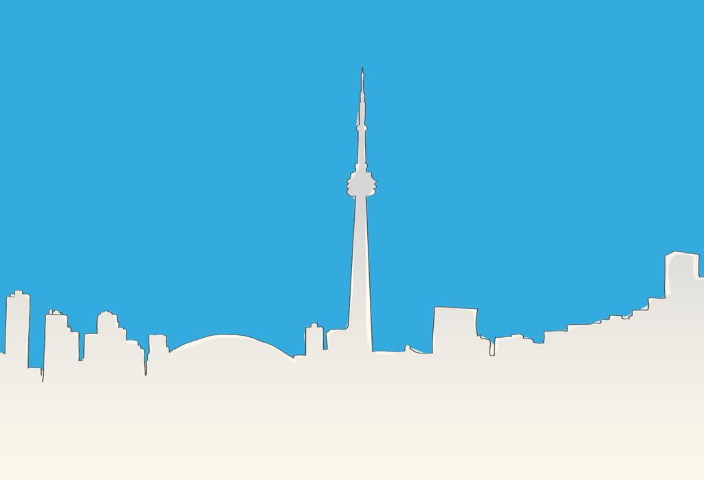 Downtown Toronto 2