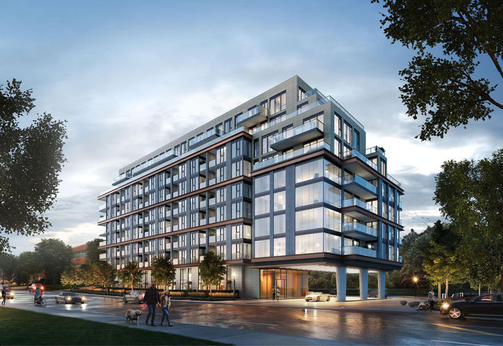250 Lawrence Ave West Condos rendering 1