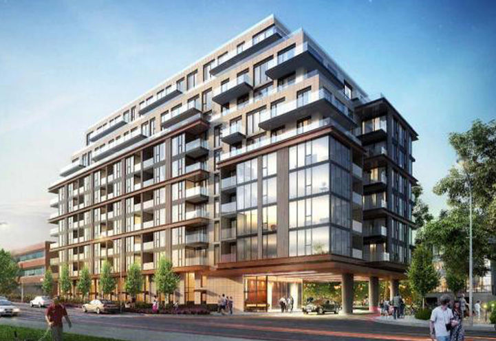 250 Lawrence Ave West Condos rendering 3