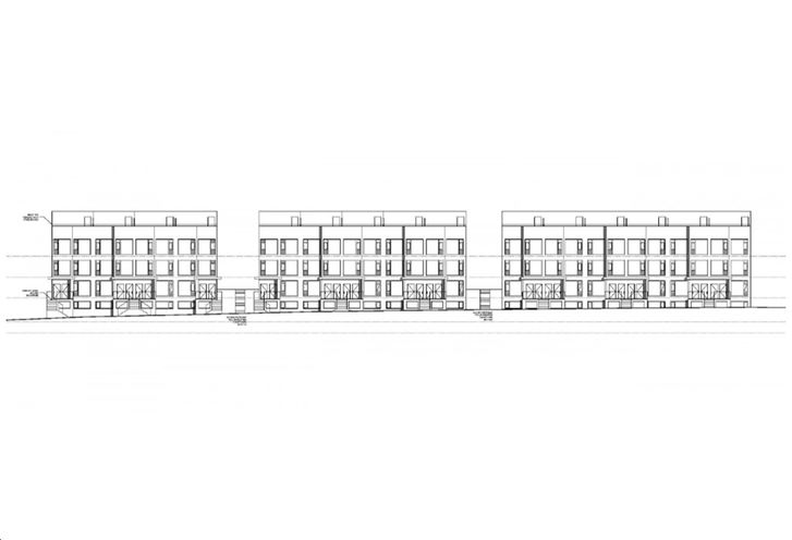 253 Markham Road Townhomes rendering 1