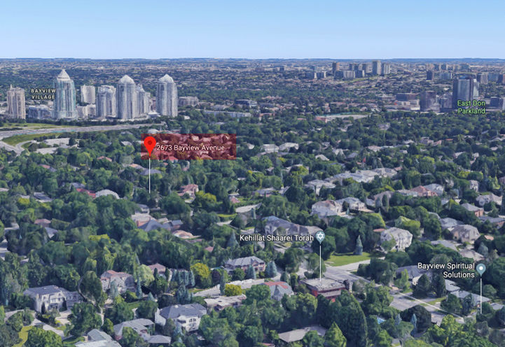 2673 Bayview Avenue Towns by Kingsmen Group Inc