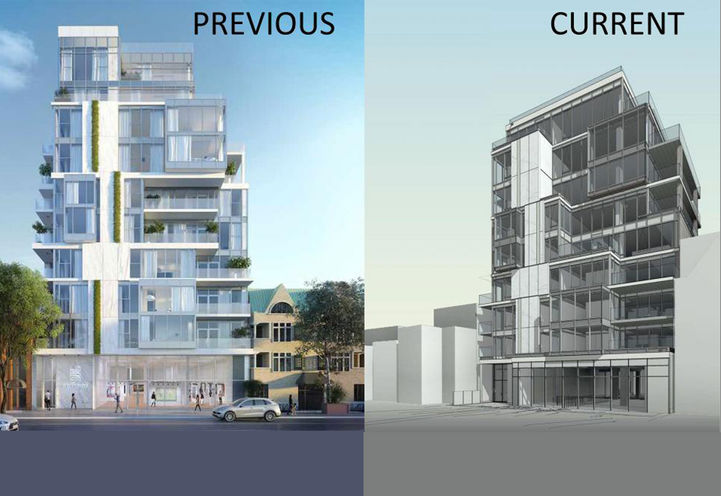 New Iteration of 346 Davenport Condos
