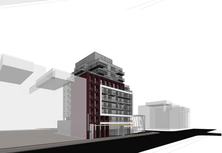 346 Eglinton Avenue West Condos by Terranata Development