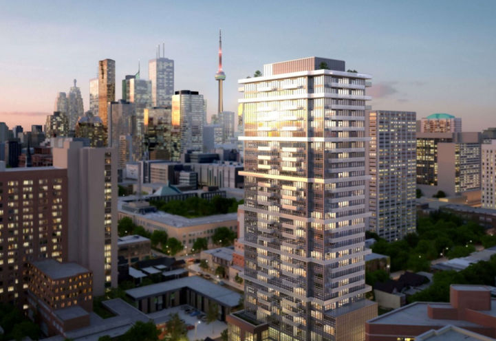 365 Church Condos by Menkes