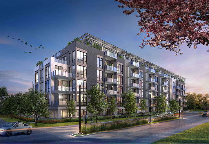 42 Mill St Condos by Amico