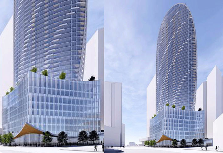4800 Yonge Street Condos Side By Side View