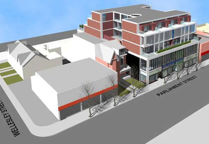 595 Parliament Street New Development
