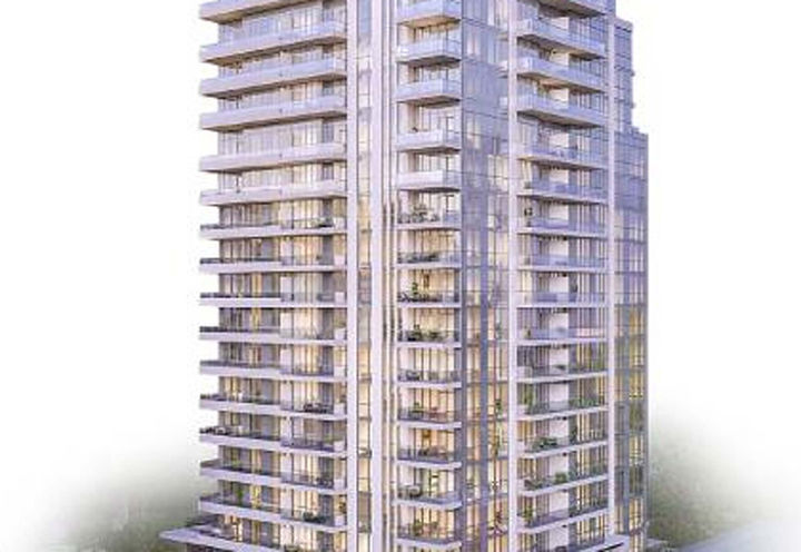 609 Avenue Road Condos Rendering