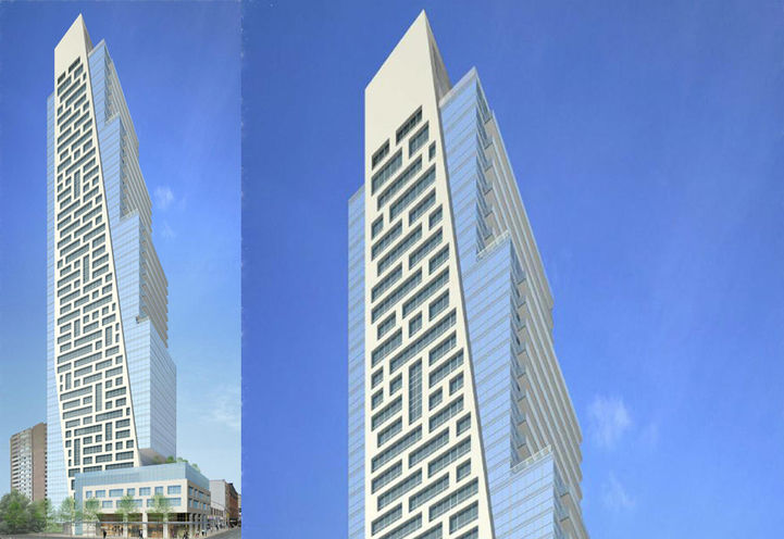 625 Yonge Street Condos by Edenshaw Developments Limited