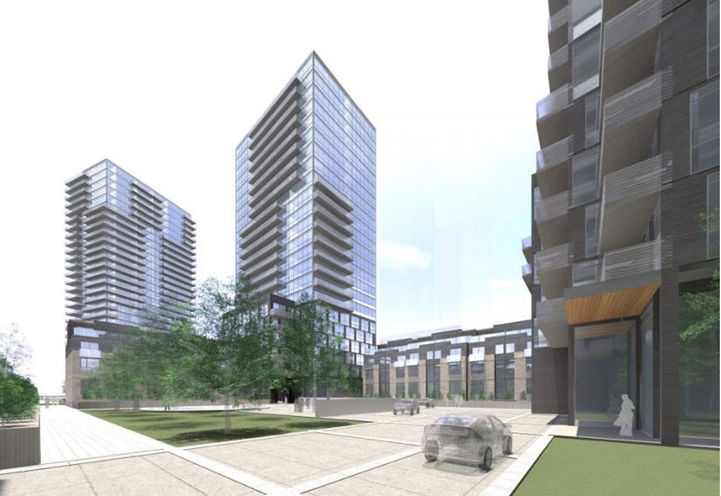Condos in Toronto at 670 Progress Ave