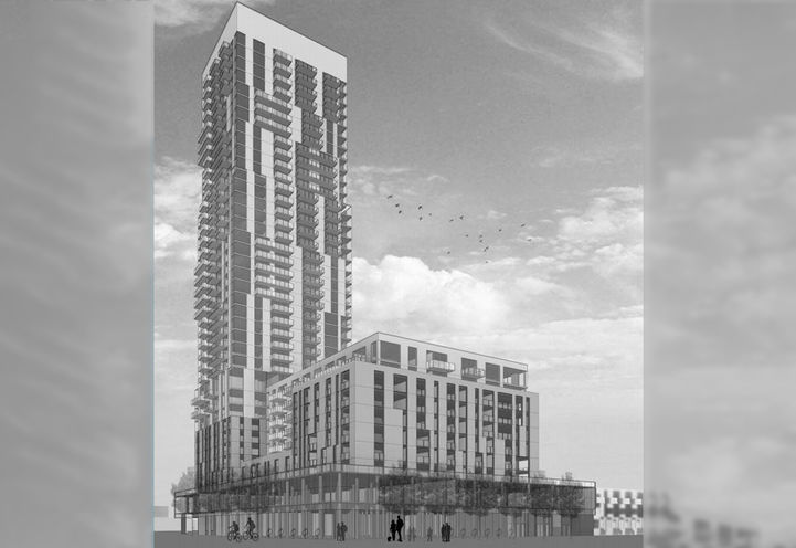 7 Labatt Ave Condos at River St and Labatt Ave