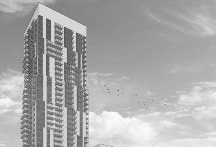 7 Labatt Ave Condos by TAS Development