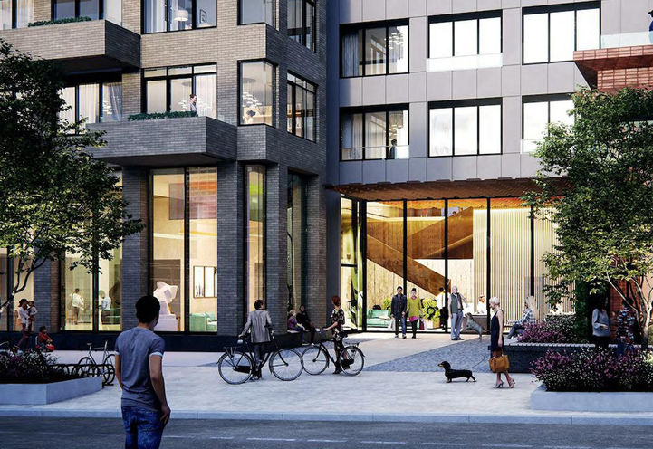 Podium View 7 Labatt Ave Condos