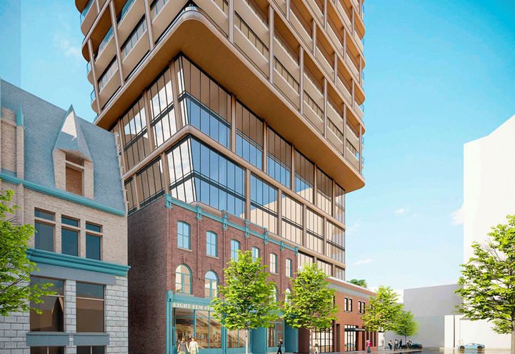 8 Elm Street New Tower Design