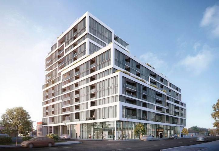 859 West Queensway Condos at Islington Ave & The Queensway