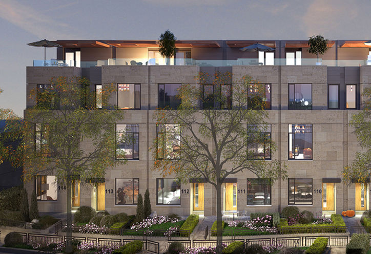 AYC Signature Townhomes Exterior