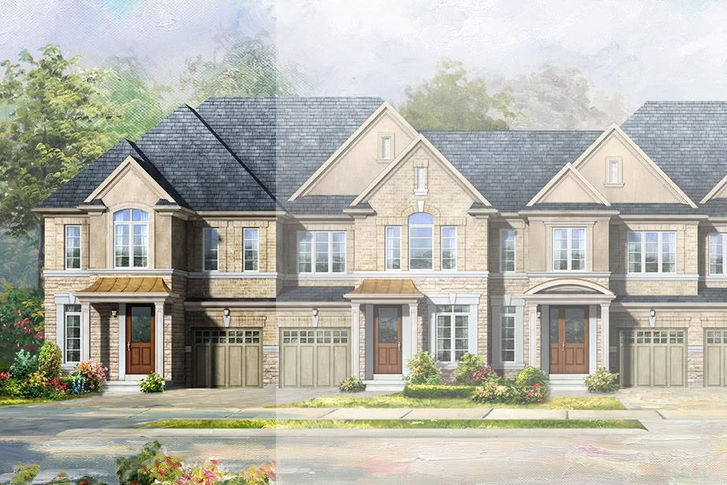 Anchor Woods Towns by  Rosehaven Homes Limited