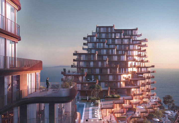 Aqualuna at Bayside by Tridel and Hines