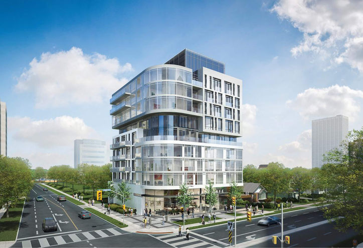 Ava Luxury Residence, 50 Finch Ave E, Toronto, ON