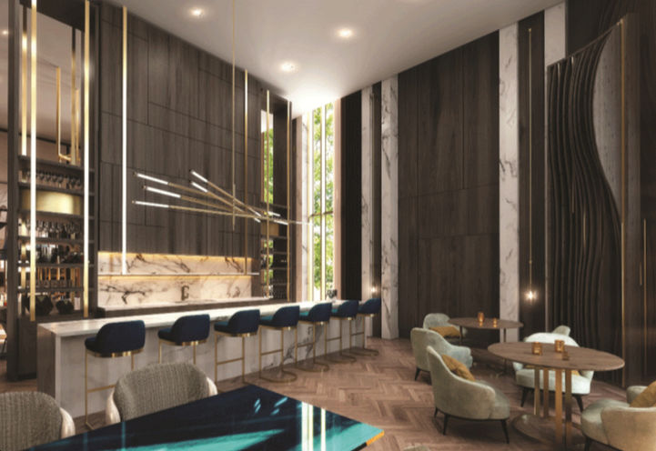 Azura Condos - Party Room