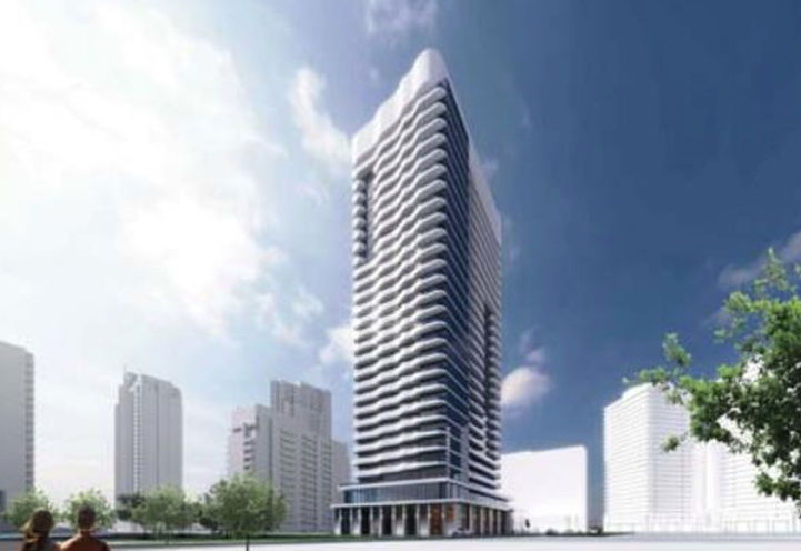 Azura Condos at 15 Holmes Ave, Toronto, ON