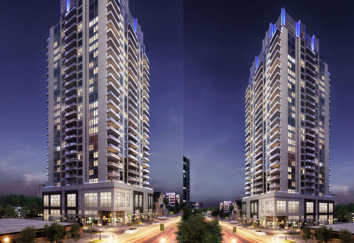Azure Condos by The Tricar Group