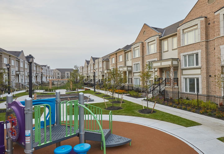 Beckenrose Townhomes 2 by The Daniels Corporation