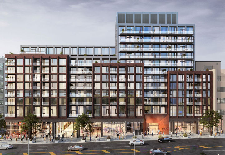 Bijou On Bloor Condos Plans Prices Reviews