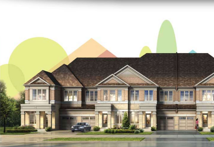 Boxgrove Village Towns 2 Exterior Rendering