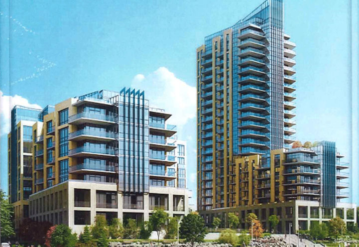 Bridgewater Residences Rendering