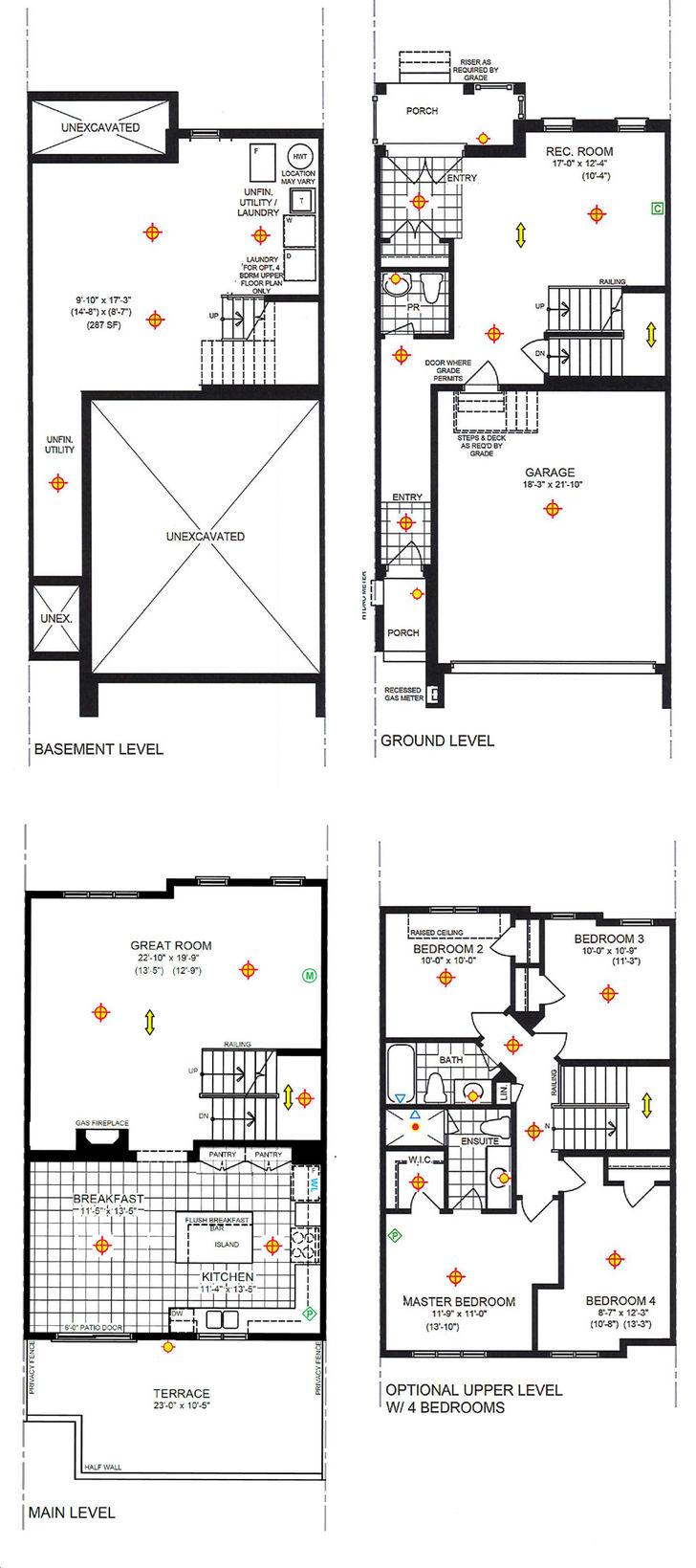 8 Corners Plan