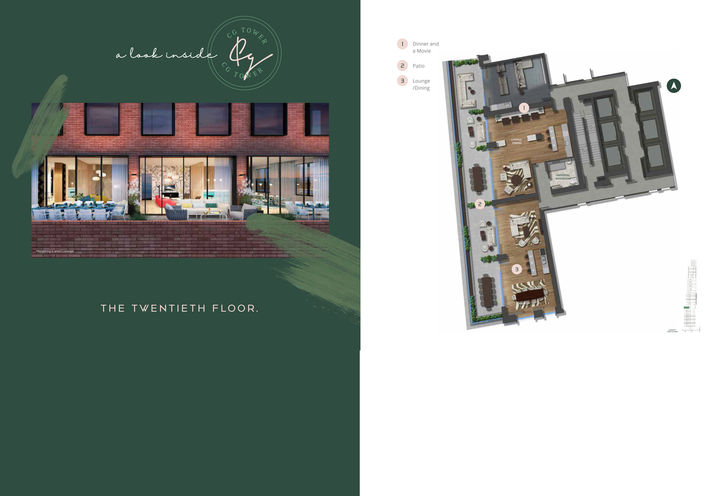Floorplan Model - Cadet