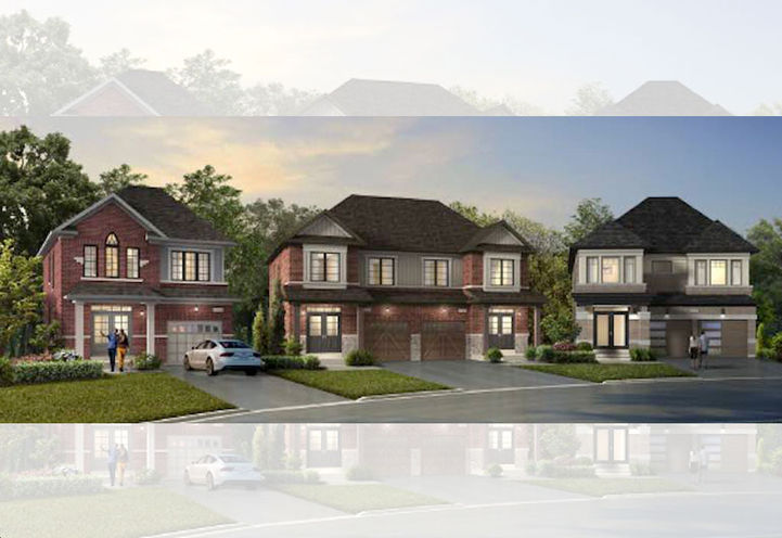 Caledon Trails Homes Exterior Street View