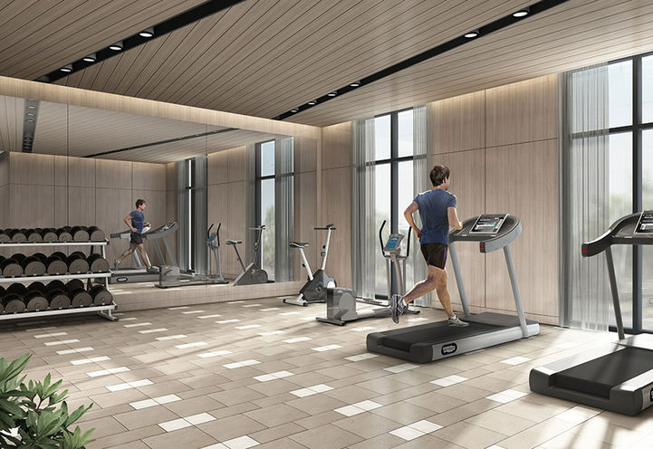 Fitness Centre at Canvas on the Rogue