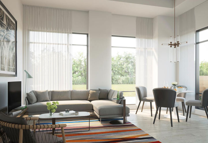 Gathering Spaces at Casa Di Torre Condos