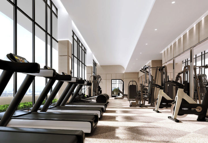 Chateau Auberge's Well-Appointed Fitness Centre