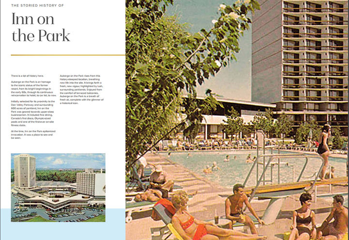 The History of Auberge On The Park Condos