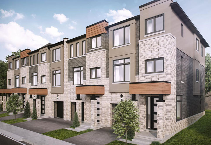 Chedoke Heights Towns by Starward Homes