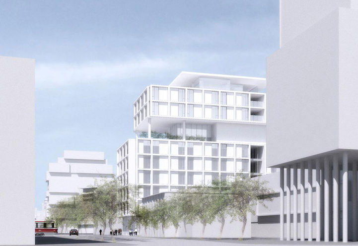 Cherry Place Condos Early Rendering