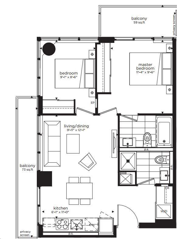 citylights condo floor plan condo home plans ideas picture