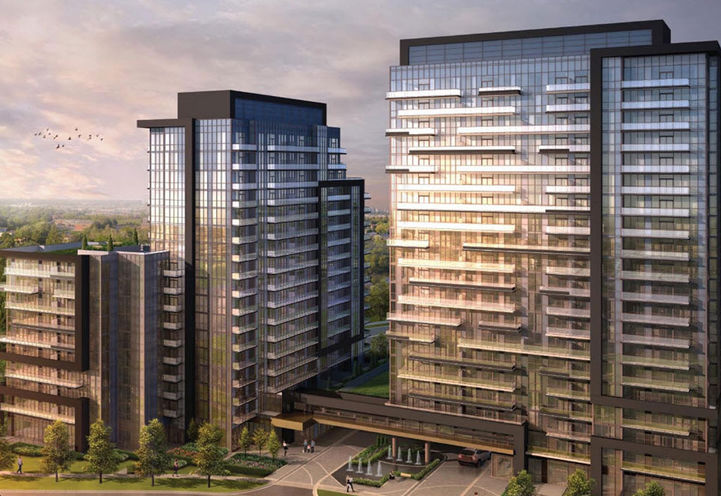 D'or Condos by  Cityzen Development Group and Fernbrook Homes